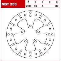 TRW Tarcza hamulcowa MST253 APRILIA DERBI RAMBLA 1