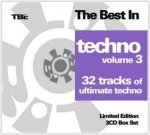THE BEST IN TECHNO VOLUME 3