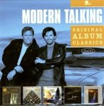 Modern Talking - Orginal Album Classics [5CD]