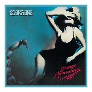Scorpions - Savage Amusement [180g LP]