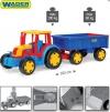 Gigant Traktor z przyczepą WADER 66100