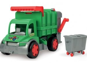 Gigant Farmer śmieciarka Wader 67015