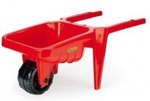Gigant taczka piaskowa czerwona Wader 74802