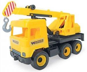 Middle Truck dźwig yellow w kartonie