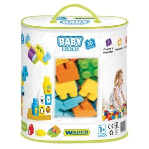 Baby Blocks torba 30 szt.