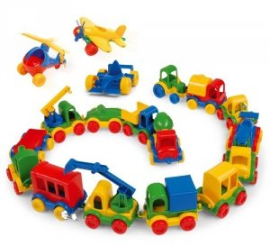 Kid Cars  autka  WADER 60000