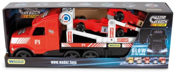 Magic Truck Action formuła 1 Wader 36240
