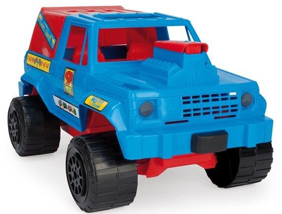 Color Cars auta terenowe WADER 37091
