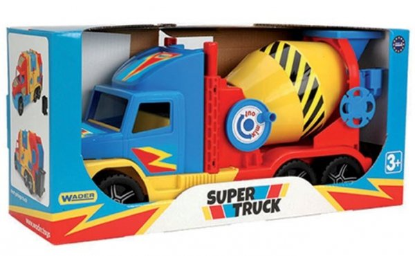 Super Truck krótka betoniarka
