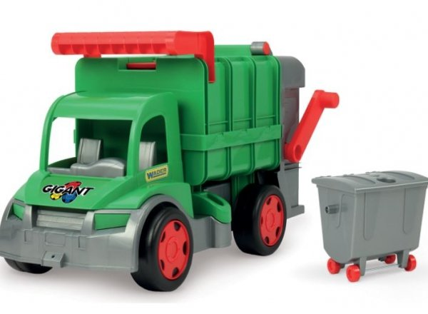 Gigant Farmer śmieciarka 67015