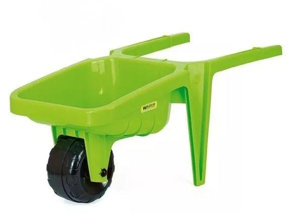 Gigant taczka piaskowa zielona Wader 74804