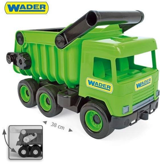 Wader Middle Truck wywrotka w kartonie- 32101