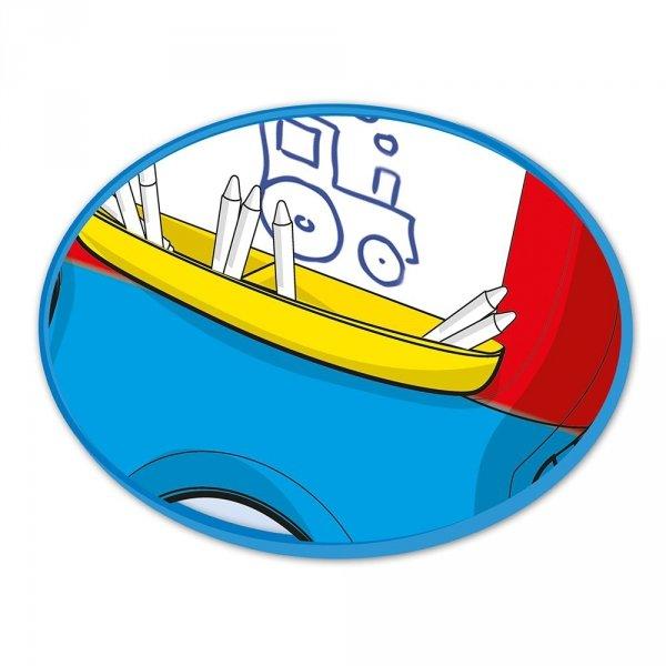 Tablica magnetyczna na stojaku DOLU - DL7062
