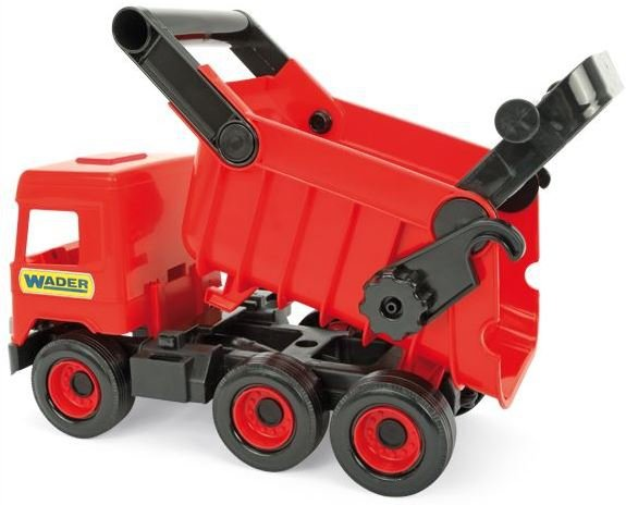 Middle Truck wywrotka  red w kartonie