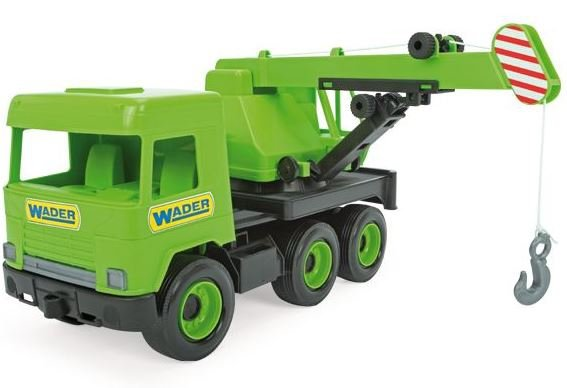 Middle Truck dźwig green w kartonie
