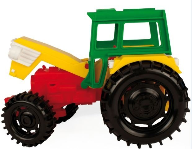 Traktor z Wywrotką  WADER 35001