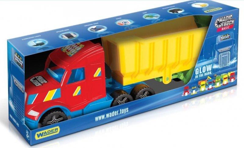 Magic Truck Basic wywrotka WADER 36300