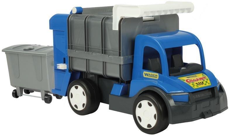 Wader Gigant Śmieciarka - 67016 BLUE