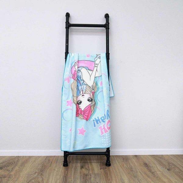 Ręcznik plażowy prostokątny mały 150x70 Pretty Girl REC47WZ7