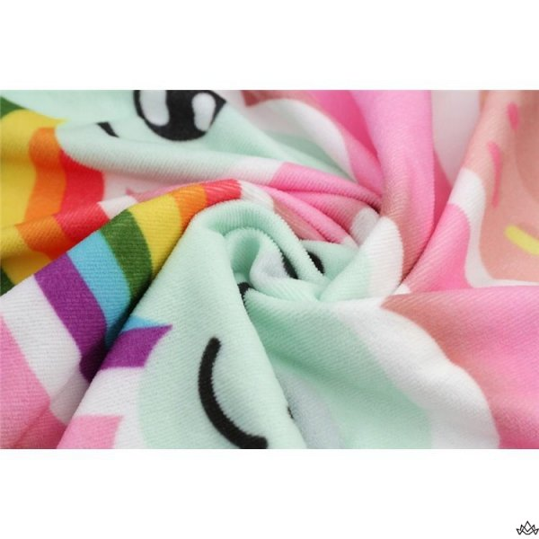 Ręcznik plażowy prostokątny duży 170x90 REC44WZ24