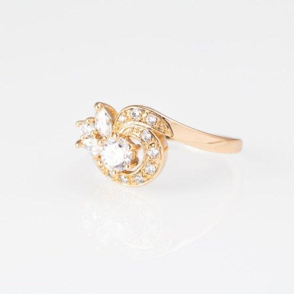 PIERŚCIONEK STAL CHIRURGICZNA 394, Rozmiar pierścionków: US7 EU14