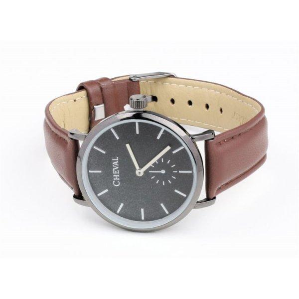 Zegarek Cheval stal mniejszy z378(3)