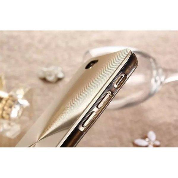 ALUMINIOWE ETUI CASE NA TELEFON IPHONE 6/6S - ZŁOTE ETUI20
