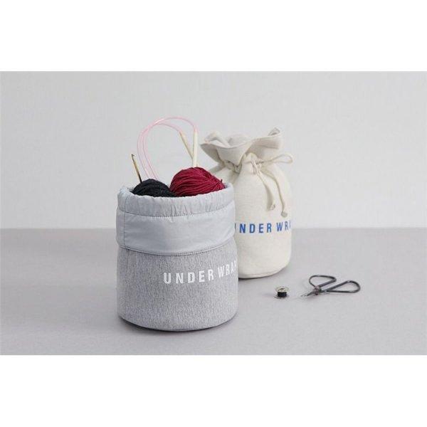 Kosmetyczka Worek Denim Grey KS13SZ