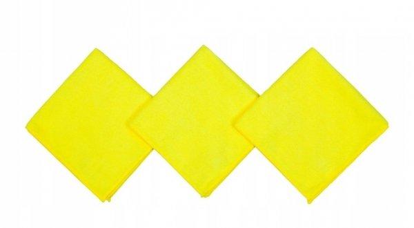 ŚCIERKA RĘCZNIK MIKROFIBRA 30x30 10 SZTUK