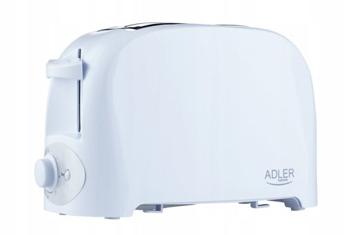 Adler Toster 2 kromki AD 3201