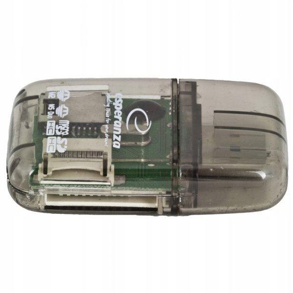 CZYTNIK KART ALL IN ONE USB EA132