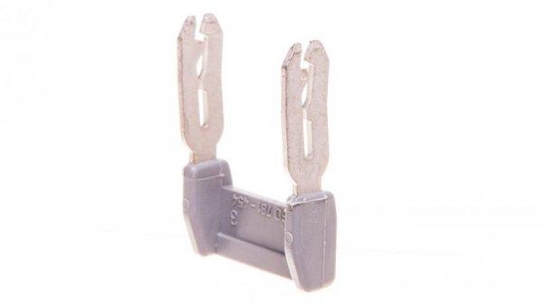 Mostek grzebieniowy 2-torowy 32A 400V 781-454 /25szt./