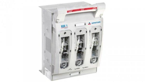 Rozłącznik izolacyjny bezpiecznikowy 250A RBK 1 pro-SD-V 60 /zacisk V-klema 50-240mm2/ 63-811750-101