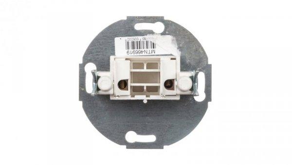 Merten Wkład przyłącza głośnikowego pojedynczego białe MTN466919
