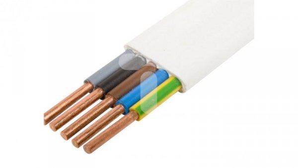 Przewód YDYp 5x4 żo 450/750V /100m/