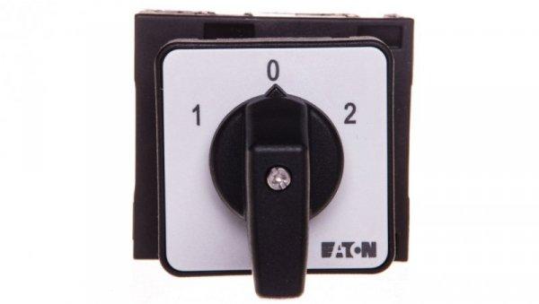 Łącznik krzywkowy 1-0-2 2P 32A do wbudowania T3-2-8211/E 061837