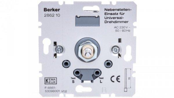 K.1/K.5 Rozszerzenie uniwersalnego ściemniacza obrotowego z płynną regulacją 286210