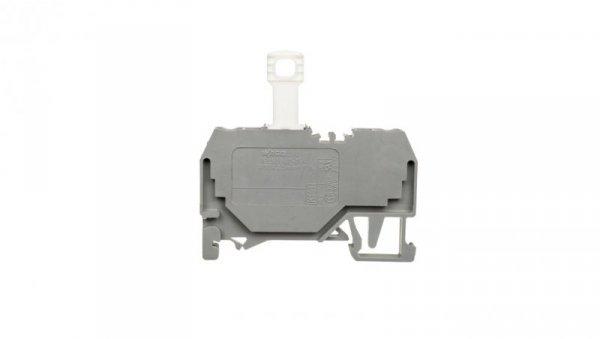 Złączka szynowa rozłączalna 2-przewodowa 2,5mm2 szara z łącznikiem wtykowym 280-912  /50szt./