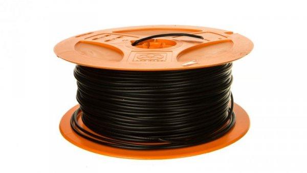 Przewód instalacyjny H07V-K 1,5 czarny 4520011S /150m/