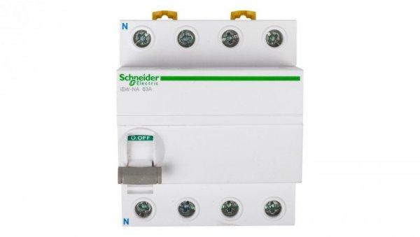 Rozłącznik modułowy 63A 4P iSW-NA (możliwy wyzwalacz) A9S70763