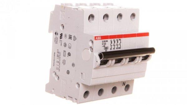 Wyłącznik nadprądowy 3P C 0,5A 6kA AC S203-C0,5 NA 2CDS253103R0984