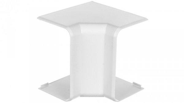 Pokrywa narożna wewnętrzna EKE 100x60mm biała 8555