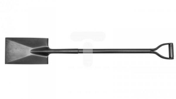 Szpadel z trzonkiem stalowym 1,15m MN-79-505 /6szt./