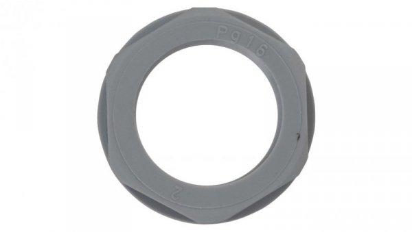 Nakrętka poliamidowa PG16 SKINTOP GMP-GL 16 ciemnoszara 53019040 /100szt./