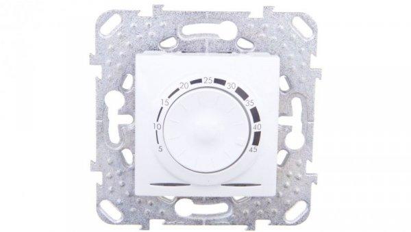 Unica Plus Regulator temperatury 230V 10A 5-45°C biel polarna MGU5.503.18ZD