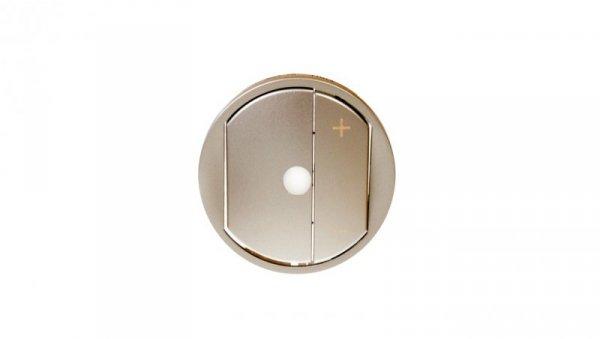 CELIANE Klawisz ściemniacza do lamp diodowych tytanowy 068375
