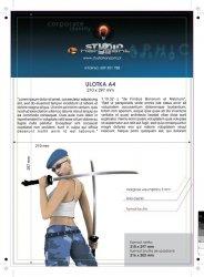 Dyplomy / licencje - 297 x 210 mm, druk jednostronny pełnokolorowy 4+0, kreda mat 350g - 500 sztuk