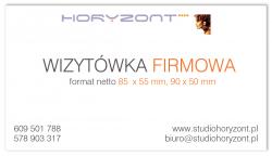 wizytówki multiloft 925 g, druk dwustronny pełnokolorowy 4+4, wypełnienie kolor pantone - 250 sztuk