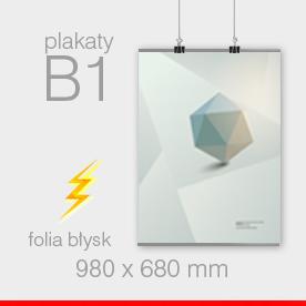plakaty B1 - 680 x 980 mm