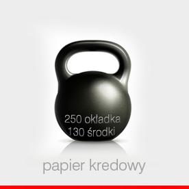 KATALOGI - okładka 250 g + środki 130